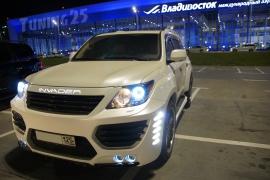 LX 570 2008 - 2012