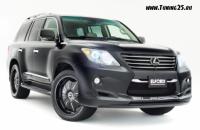 Комплект Elford Lexus LX 570 2008-2012