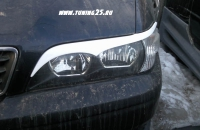 Реснички №2 Toyota Chaser 100 кузова