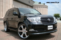 Комплект Elford Toyota Land Cruiser 200 кузова