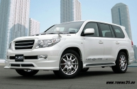 Фендера Jaos Toyota Land Cruiser 200 кузова