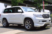 Фендера Zeal Toyota Land Cruiser 200 кузова