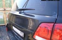 Спойлер средний Wald Toyota Land Cruiser 200 кузова