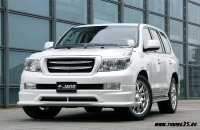 Реснички Toyota Land Cruiser 200 кузова