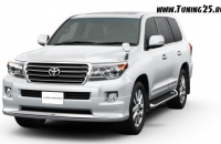 Комплект Modellista Toyota Land Cruiser 202 кузова