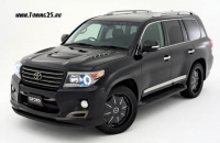 Комплект Elford Toyota Land Cruiser 202 кузова