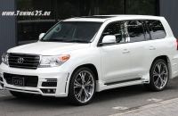Комплект MzSpeed Toyota Land Cruiser 202 кузова