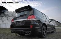 Спойлер Wald Toyota Land Cruiser 202 кузова