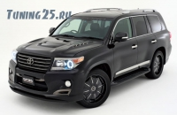 Капот Elford Toyota Land Cruiser 202 кузова