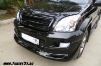 Решетка Jaos Toyota Land Cruiser Prado 120 кузова