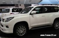 Фендера Jaos Toyota Land Cruiser Prado 150 кузова
