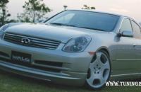 Комплект Wald Nissan Skyline 35 кузова