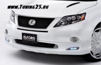 Передний обвес Elford Lexus RX 270/350/450