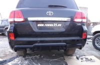 Комплект Wald (Black Bison) Toyota Land Cruiser 200 кузова