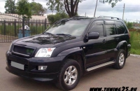 Комплект Toyota Land Cruiser Prado 120 кузова