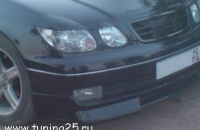 Реснички Toyota Aristo 160 кузова
