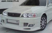 Передний бампер Kansai Toyota Chaser 100 кузова