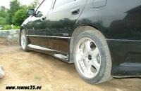 Комплект Crux Toyota Aristo 160 кузова