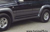 Комплект Toyota Land Cruiser 80