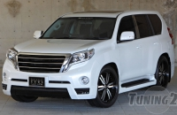 Комплект MzSpeed Toyota Land Cruiser Prado 150 кузов
