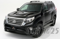 Передний обвес Elford Toyota Land Cruiser Prado 150 кузова