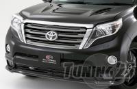 Передний обвес Elford Toyota Land Cruiser Prado 150 кузова
