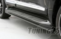 Боковые обвесы Toyota Land Cruiser 202 кузова