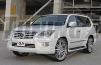 Комплект Double Eight Lexus LX 570 2012-2016