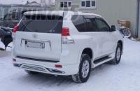 Задний обвес Wald Toyota Land Cruiser Prado 150 кузова