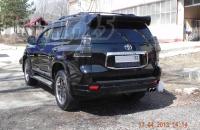 Спойлер Wald Toyota Land Cruiser Prado 150 кузова
