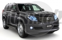 Фендера Elford Toyota Land Cruiser Prado 150 кузов
