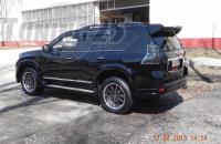 Фендера Elford Toyota Land Cruiser Prado 150 кузов