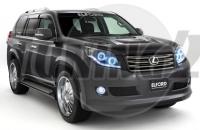 Капот Elford Toyota Land Cruiser Prado 150 кузова