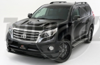 Капот Toyota Land Cruiser Prado 150 кузова