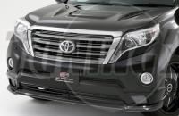Капот Toyota Land Cruiser Prado 150 кузова