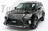 Реснички Lexus LX 570 2012-2016