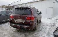 Комплект Wald type 2 Lexus LX 570 2008-2012