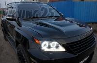 Капот Lexus LX 570 2012-2016