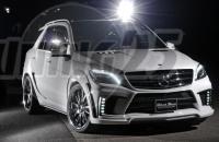 Комплект Wald Mercedes M-class W 166