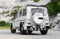 Спойлер Mercedes G-class W 463
