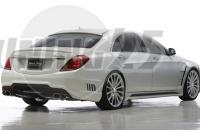 Спойлер на багажник Mercedes S-class W 222