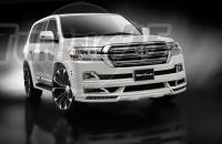 Комплект Wald Toyota Land Cruiser 200 кузова 2016+