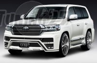 Комплект MzSpeed Toyota Land Cruiser 200 кузова 2016+