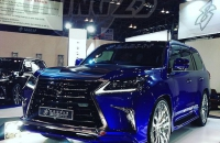 Комплект Double Eight Flap Lexus LX 570 2016+