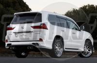 Комплект Elford Lexus LX 570 2016+