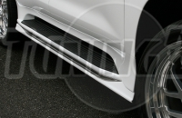 Накладки на подножки Lexus LX 570 2016+
