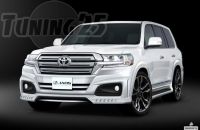 Комплект Jaos Toyota Land Cruiser 200 кузова 2016+