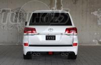 Комплект Modellista Toyota Land Cruiser 200 кузова 2016+