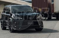 Комплект Wald Lexus LX 570 2016+