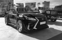 Комплект Eight Star Lexus LX 570 2016+